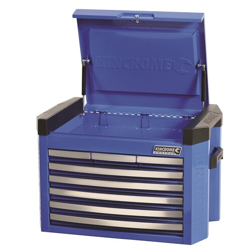Contour® Tool Chest 8-Drawer Electric Blue™  Kincrome K7748