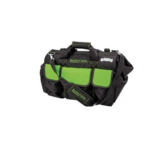 Wide Mouth Tool Bag - 48 Pockets And Loops Kincrome  STP7101
